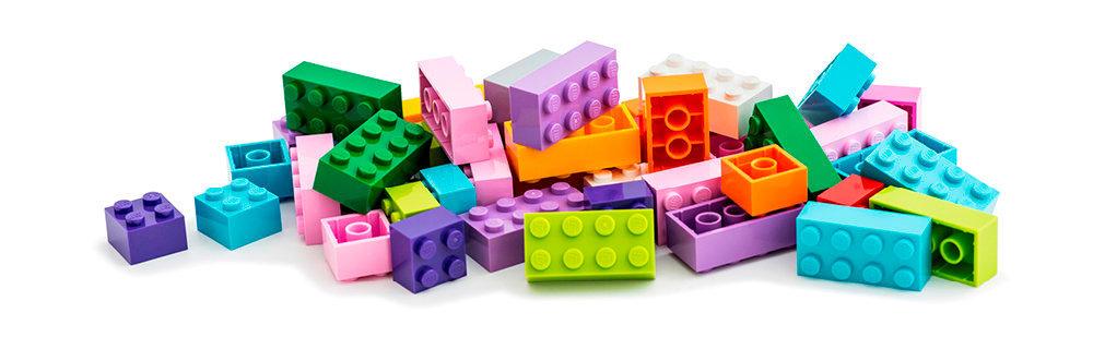 Les 1001 pouvoirs du Lego