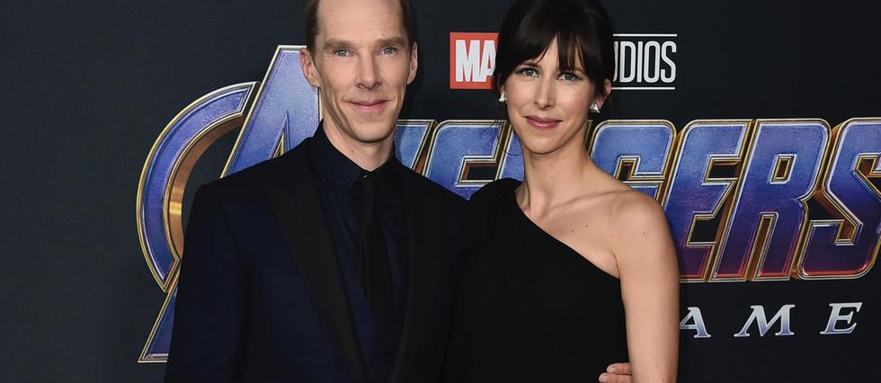 <p>Benedict Cumberbatch et Sophie Hunter à l'avant-première d'«Avengers: Endgame» à Los Angeles.</p>