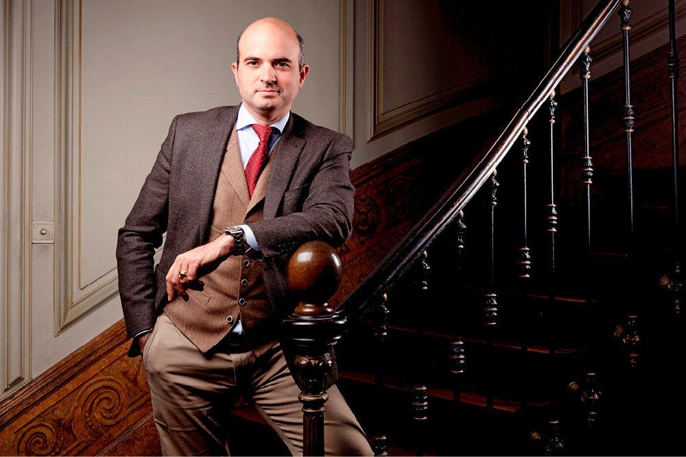 Accord. Jean-Vianney Guigue, avocat spécialisé dans le droit immobilier au barreau de Dijon.