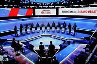 LREM et le Rassemblement national restent très proches dans le sondage.