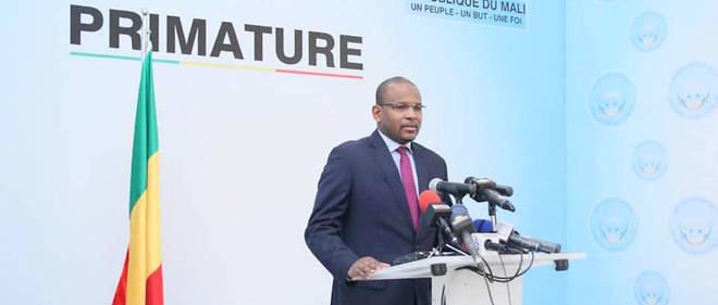 Boubou Cissé est le nouveau Premier ministre du Mali, après plusieurs années au ministère de l'Économie et des Finances.