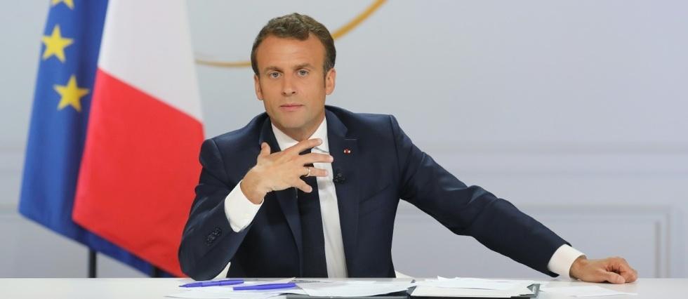 Macron demande un rapport... puis supprime l'ENA - Le Point