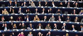 Le Parlement européen compte 751 députés.