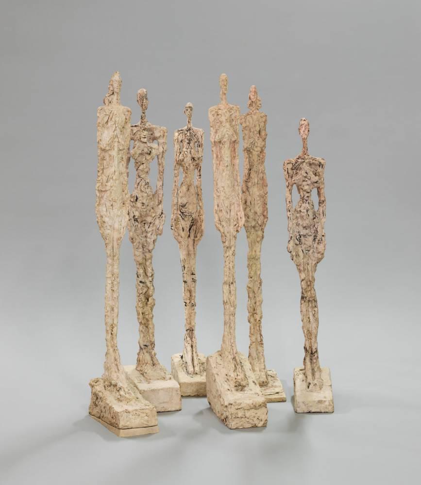 Venise ©  Succession Alberto Giacometti (Fondation Giacometti, Paris et ADAGP, Paris), 2019.
