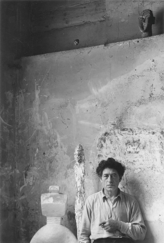 atelier ©  Succession Alberto Giacometti (Fondation Giacometti, Paris et ADAGP, Paris), 2019.