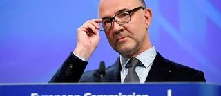 Pierre Moscovici, commissaire européen aux Affaires économiques et financières à la Fiscalité et à l'Union douanière.
