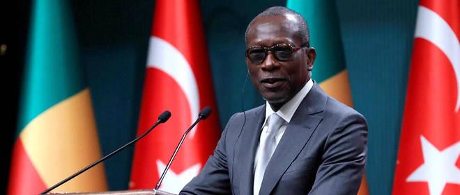 Le président Patrice Talon à Ankara en septembre 2018.