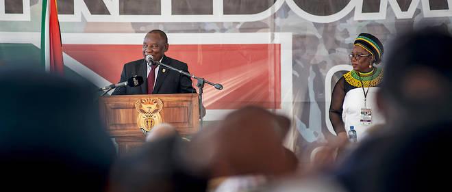 Vingt-cinq ans après le début de la démocratie en Afrique du Sud, le parti au pouvoir, l'ANC, et ses rivaux politiques, le DA et l'EFF, réfléchissent à ce que la Journée de la liberté signifie pour eux.