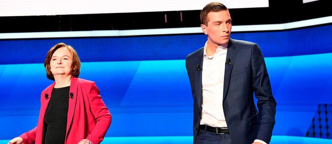 Loiseau et Bardella sont en tête des sondages.