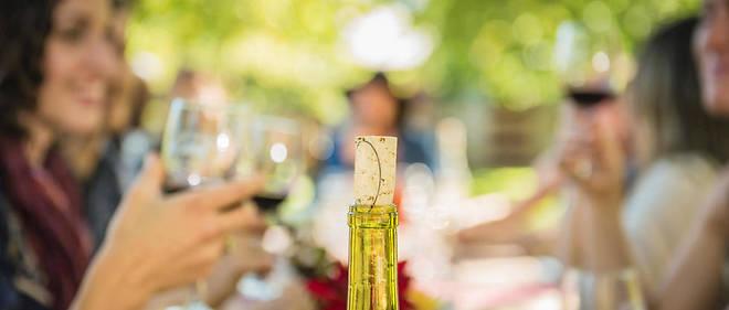 Ce capteur pour vin bouchonné pourrait être commercialisé d'ici un an. Photo d'illustration.