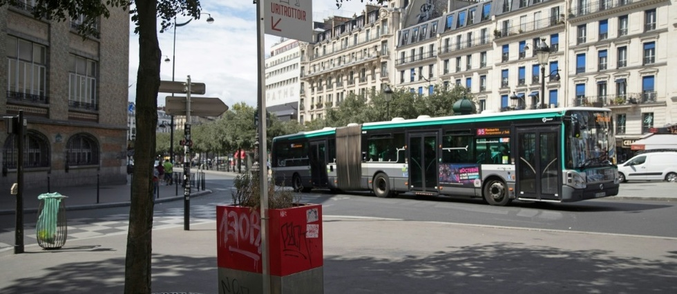 La concurrence arrive dans les bus d'Ile-de-France