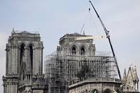 Entre 800 millions et un milliard de promesses de dons ont déjà été récoltés pour la restauration de la cathédrale.