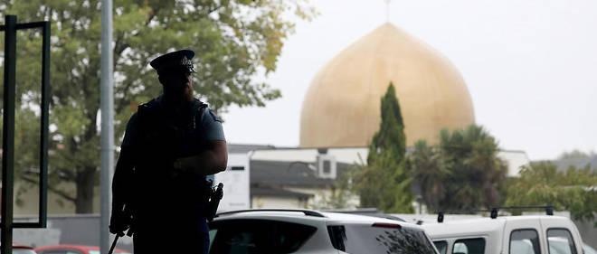 """Pour l'homme, il devait y avoir des """"représailles"""" après les attaques de Christchurch en Nouvelle-Zélande."""