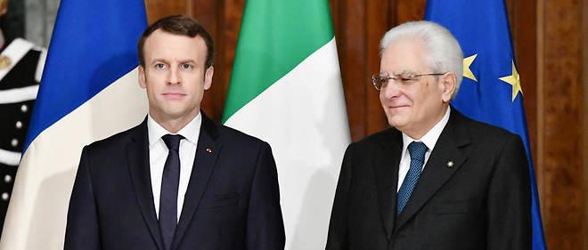 Selon l'Élysée, le président italien a été essentiel dans la reprise du dialogue entre Paris et Rome, en pleine crise diplomatique.