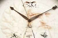 Un hommage horloger au génie polymorphe de Léonard de Vinci.