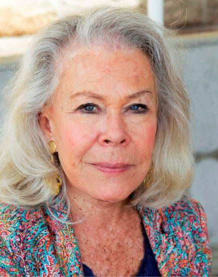 Christine Jordis Romancière, auteur de «Tu n'as pas de cœur».