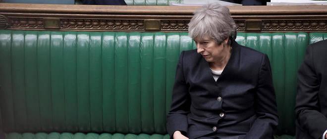 Theresa May est bloquée depuis des mois face à un Parlement qui a refusé à plusieurs reprises son accord négocié avec l'UE sur le Brexit.