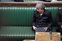 Theresa May le 11 avril 2019.