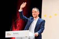 Raphaël Glucksmann mène la liste issue de l'alliance entre le Parti socialiste et Place publique.