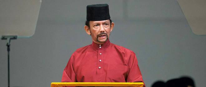 C'est la première fois que le sultan Hassanal Bolkiah s'exprime publiquement sur la nouvelle législation d'inspiration islamique depuis son entrée en vigueur en avril.