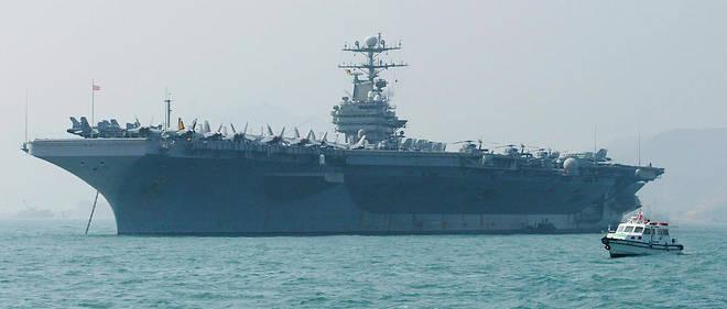 Le porte-avions et groupe aéronaval «USS Abraham Lincoln» sera prochainement envoyé au Moyen-Orient.
