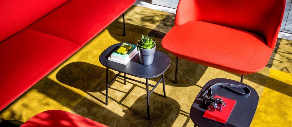 <p>Olivier Devys a fait appel au designer Patrick Norguet pour imaginer des lignes urbaines et chaleureuses.</p>