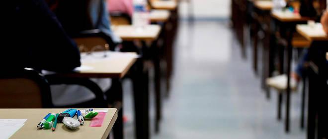 L'enseignante mise en cause aurait à plusieurs reprises invectivé les élèves agités.