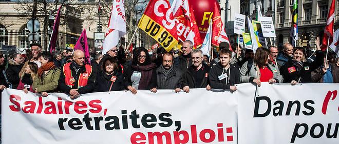 037ea336b66 Les syndicats de fonctionnaires appellent les 5