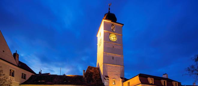 Sibiu, ville située au centre de la Roumanie, est le joyau de la Transylvanie.