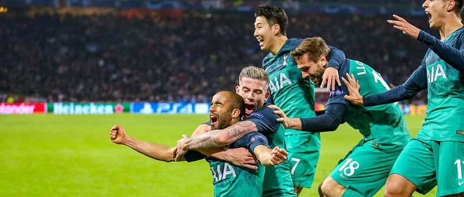 Lucas a offert à Tottenham la première finale de Ligue des champions de son histoire, après une soirée de folie.