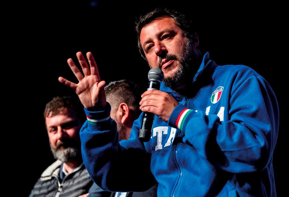 Gouffre. Si la réforme de Matteo Salvini se prolongeait au-delà de 2021, les retraites pèseraient jusqu'à 18% du PIB en 2028!