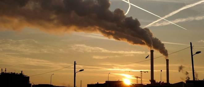 Les émissions de CO2 ont baissé dans l'Union européenne, mais augmenté dans le monde.