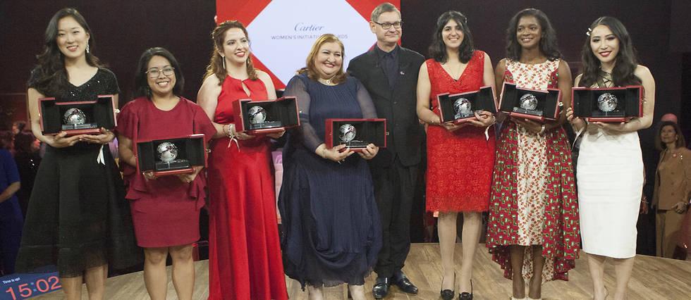 Une Française lauréate du programme Cartier Women's Initiative