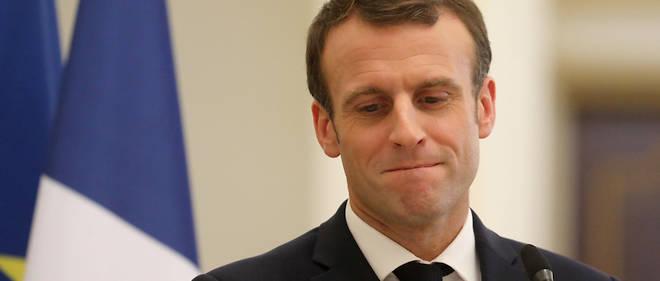 Le président français a dû prendre une décision risquée dans un contexte difficile.