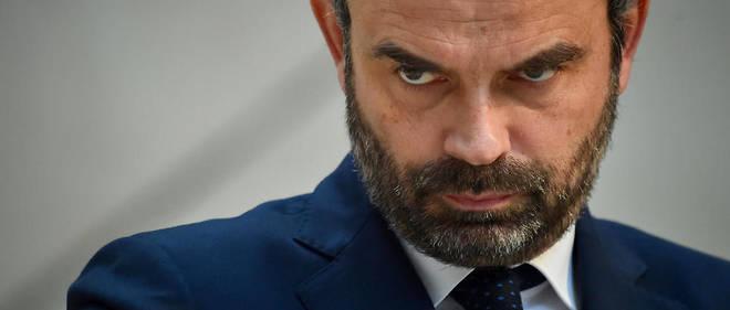"""Édouard Philippe. Le Premier ministre a dit que l'utilisation d'un article de la Constitution par l'opposition était une """"manœuvre""""..."""