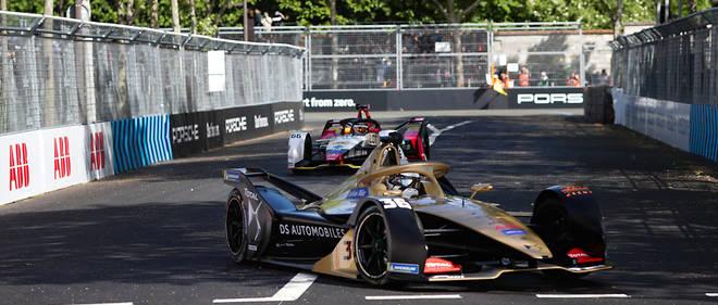 Vergne et sa DS Cheetah s'installent en tête du championnat à Monaco