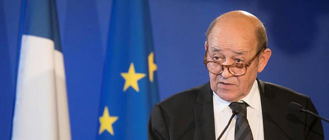 """Jean-Yves Le Drian appelle également à une meilleure représentation des """"sensibilités de gauche"""" au sein de La République en marche."""