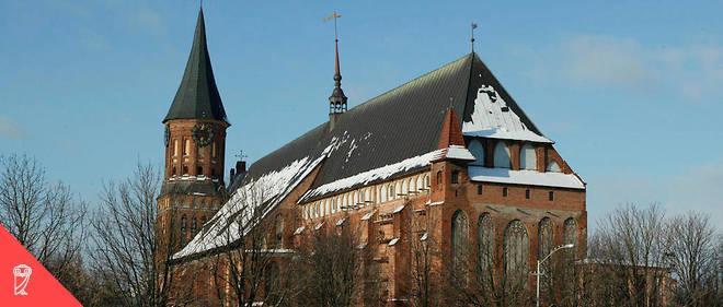 Existe-t-il des règles morales universelles, que tout individu et, par extension, toute société valoriseraient ? C'est une question centrale que religieux et philosophes se sont posé, et à laquelle trois chercheurs pensent pouvoir répondre par l'affirmative. Ici, l'église accueillant la dépouille d'Emmanuel Kant, à Kaliningrad.