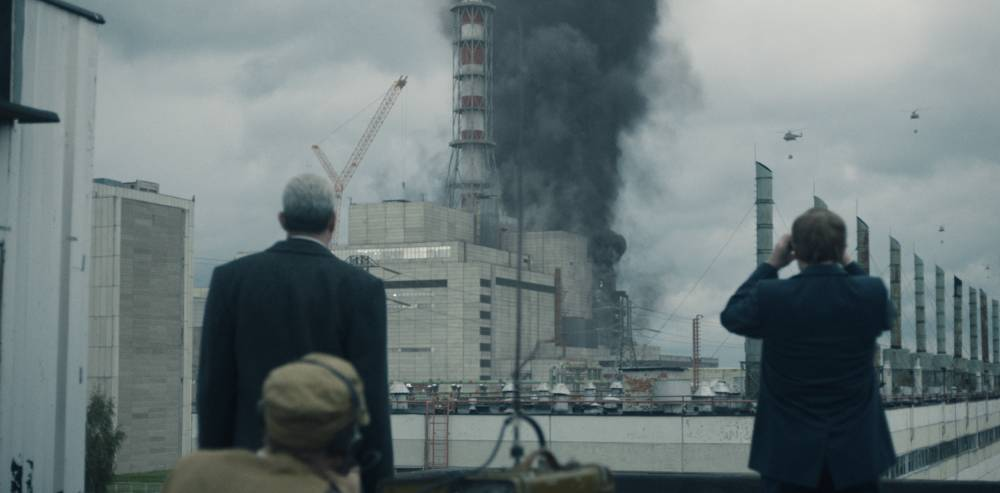 Tchernobyl ©  Chernobyl © 2019 Home Box Office, Inc. All rights reserved. HBO ® and all related programs are the property of Home Box Office, Inc.