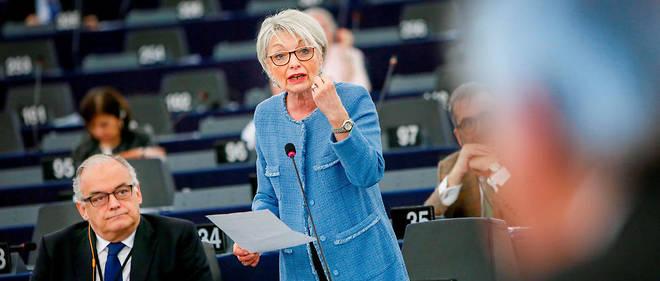 Françoise Grossetête est vice-présidente du groupe PPE au Parlement européen