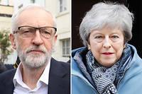 Theresa May et Jeremy Corbyn vont-ils arriver à trouver un accord sur le Brexit ?