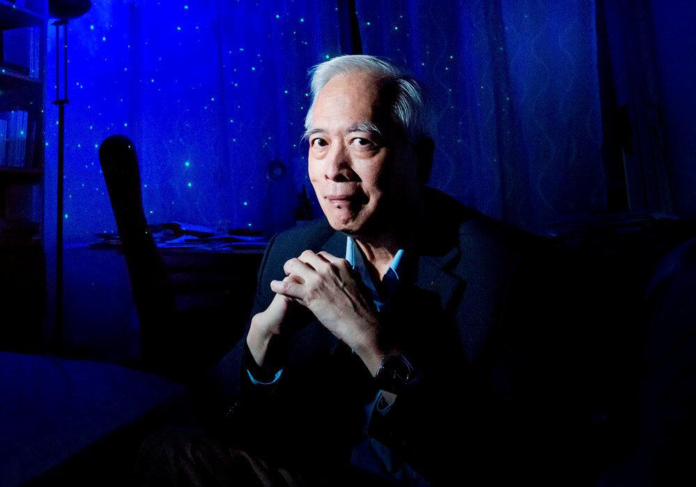 L'astrophysicien Trinh Xuan Thuan. Dernier ouvrage paru: «Vertige du cosmos» (Flammarion, 432p., 21,90€).
