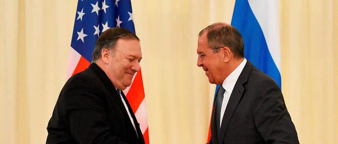 """Le chef de la diplomatie américaine a notamment démenti les informations parues dans le """"New York Times"""" lundi."""
