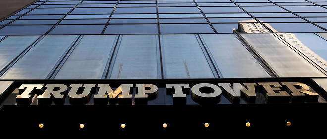 La Trump Tower, situee sur la 5e Avenue, a ete inauguree en 1983. Son taux d'occupation, qui etait de 99 % il y a 7 ans, a chute a 83 %.