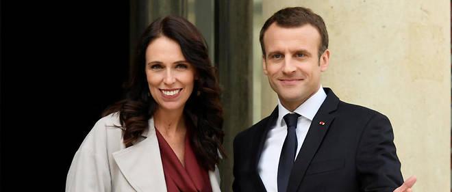 L'appel a été initié par la Première ministre néo-zélandaise Jacinda Arden et Emmanuel Macron