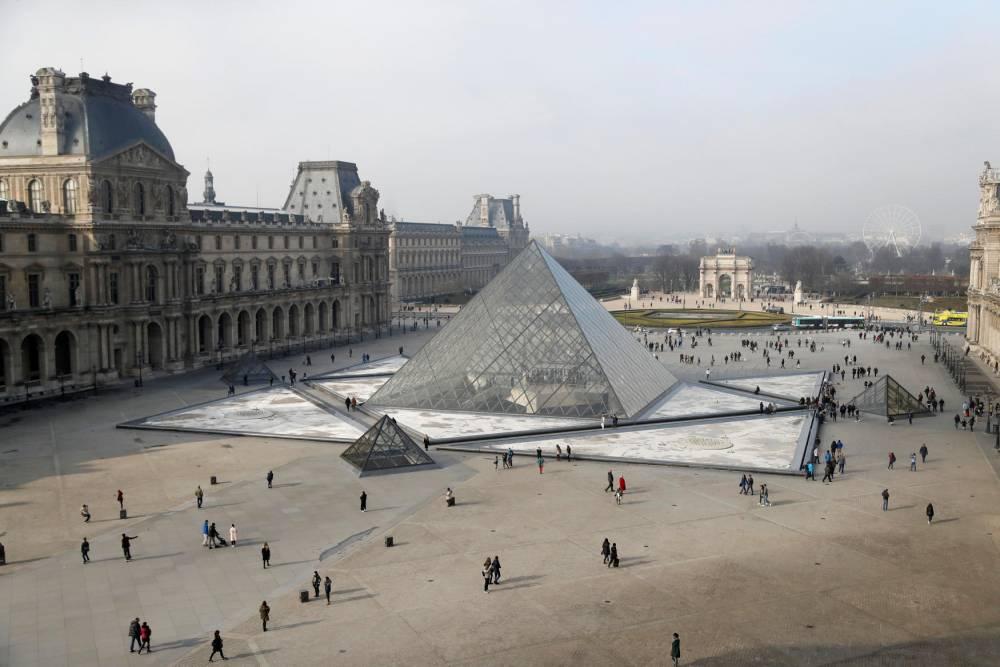 Architecture ©  FRANCOIS GUILLOT / AFP
