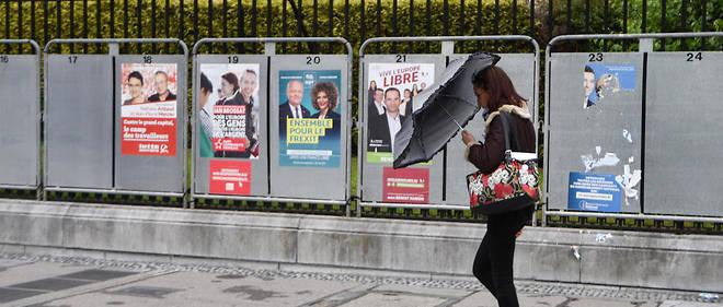 Les élections européennes auront lieu le dimanche 26 mai.