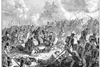 19 août 1812 - Le général Gudin blessé mortellement au combat de Valoutina -
