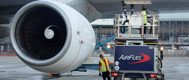 Taxer le kérosène des avions pour financer la transition écologique? C'est l'une des mesures phrases de la macronie au niveau européen. Photo d'illustration.