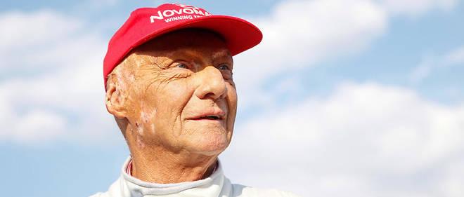 Niki Lauda a remporté trois titres de champion du monde en tant que pilote.